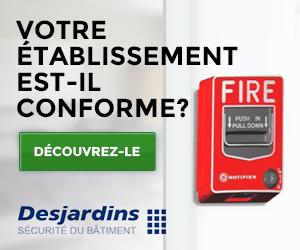Smoke Detector | Notifier Supplier | Desjardins Building Safety